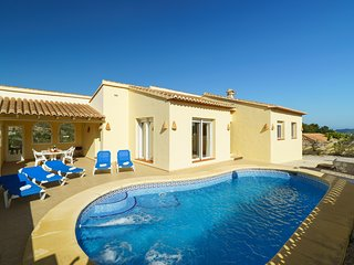 LOS MOLINOS - Villa for 6 people in Benitatxell