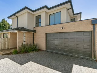 Four bedroom family home in quiet Melbourne suburb