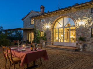 Villa Impruneta is a Charming villa with AC and pool in the Chianti area
