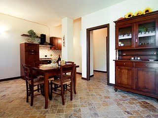 Apartment for 4 in the Beautiful Tuscan Province