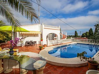 Don Romolo - sea view villa with private pool in Benissa