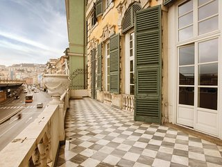 2 bedroom Apartment in Genoa, Liguria, Italy : ref 5543646