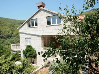 Comfortable and spacious apartment Cove Ripna (Korcula) (A-14268-a)