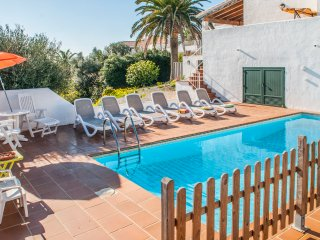 4 bedroom Villa in Cala Llonga, Balearic Islands, Spain : ref 5573665