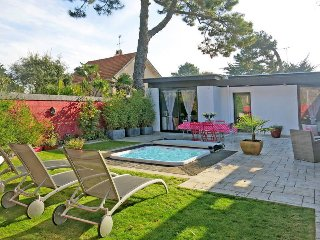 3 bedroom Villa in Saint-Brevin-les-Pins, Pays de la Loire, France : ref 5440990
