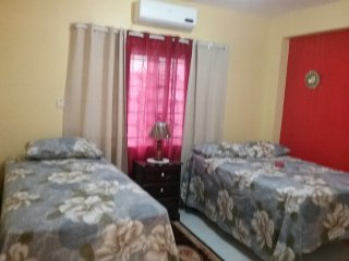 Our Home Jamaica-  entire 2 bedroom 2bath 3 beds apartment for rent in montego B
