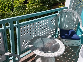 Crown Point Townhouse with pool sleeps 7.  Come enjoy Sweet Tobago!