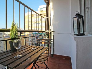 796 m from the center of Malaga with Internet, Air conditioning, Lift, Parking (
