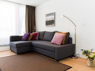 Apartment 832 m from the center of The Hague with Internet, Washing machine (717
