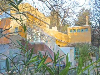 le quinquerlet: artist's place: eden in paradise