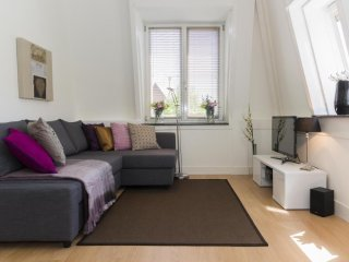 Apartment 832 m from the center of The Hague with Washing machine (717746)