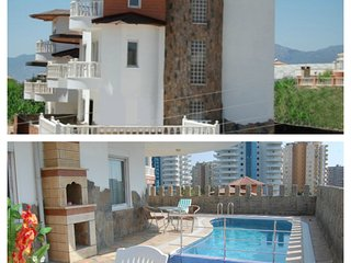 Mahmutlar Alanya  with pool