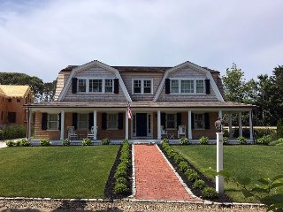 Luxury Four Bedroom In-town Edgartown Home with Pool