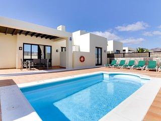 Hermosa villa con piscina IV *Las Buganvillas