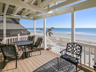 ** ALL-INCLUSIVE RATES ** Dempsey Cottage - Oceanfront & Walkway to Beach