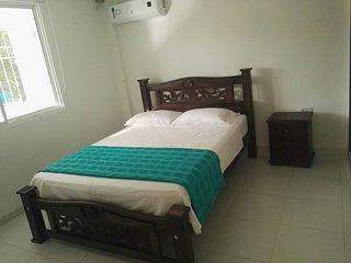 Habitación privada muy cerca a la playa taganga