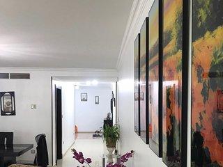 magnifique appartement a louer a mobilart a Oran Algerie vue sur mer