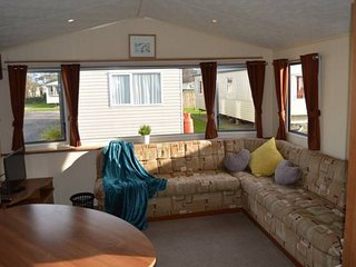 Luxury 3 Bed Caravan South of Lakes - Haven Site.