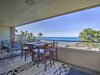 NEW! 2BR Kailua-Kona Condo w/ Oceanfront Lanai!