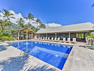 'Hale Kailani' Molokai Condo w/Beach & Pool Access