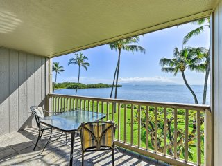 NEW! 1BR Beachfront Kaunakakai Condo w/Pool Access