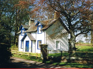 South Lodge, at Kirkwood, Real Farm Holidays