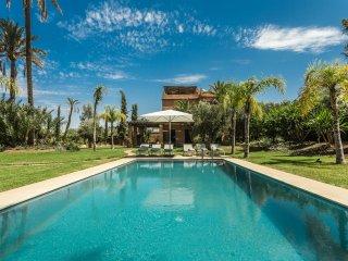 Villa YENMOZ - Palmeraie Marrakech