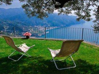 VILLA TARA Ravello - Amalfi Coast
