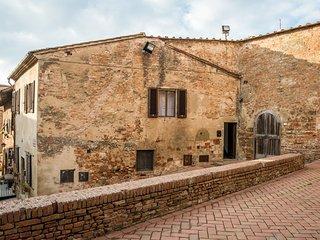 Casa al Cantone appartamento indipendente nel borgo medievale di Certaldo Alto