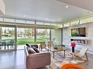 Modern Palm Desert House w/Heated Pool Access!