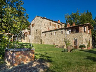 3 bedroom Apartment in Antria, Tuscany, Italy : ref 5574456