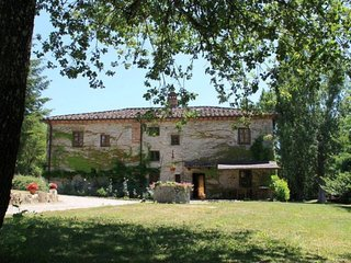 5 bedroom Villa in Vertine, Tuscany, Italy : ref 5574494
