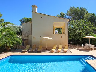 5 bedroom Villa in Moraira, Valencia, Spain : ref 5574467