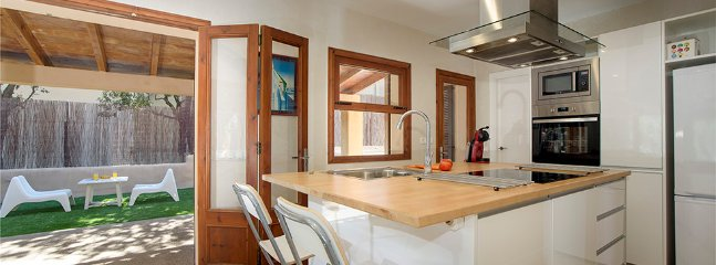 3 bedroom Villa in Cala San Vicente, Balearic Islands, Spain : ref 5487996