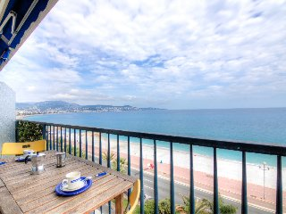 2 bedroom Apartment in Nice, Provence-Alpes-Cote d'Azur, France : ref 5051991