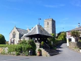nearby Morthoe village