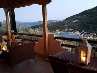 Villa Priscilla, a beautiful house nestled in the Olive Groves in Sivota, Lefkas