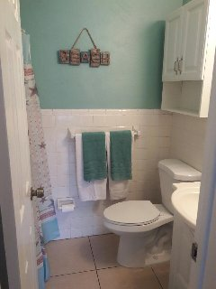 Private Ensuit Full Bathroom with Shower