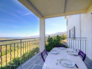 seconde terrasse de l'appartement 12 m²