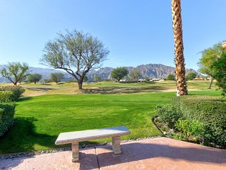 Opulent golf lover's getaway w/shared pool, hot tub, patio & easy course access!