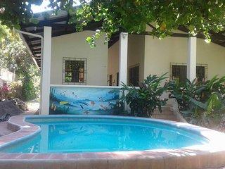 Spaceus Beautiful Beach House w/pool El Palmarcito, La Libertad, El Salvador