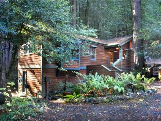 EUPHORIA: Redwoods | Hot Tub | Gas Fireplace