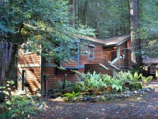 EUPHORIA: Redwoods | Hot Tub | Gas Fireplace