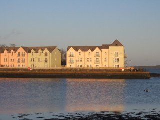 Lough shore apartment, with stunning views, in beautiful Killyleagh