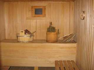 House with Russian bath and BBQ - Дом с русской баней и мангалом