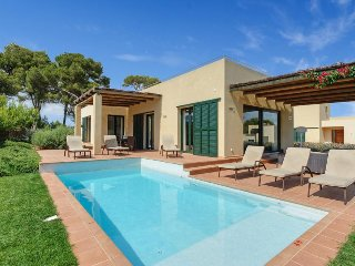 4 bedroom Villa in Cala Galdana, Balearic Islands, Spain : ref 5334729