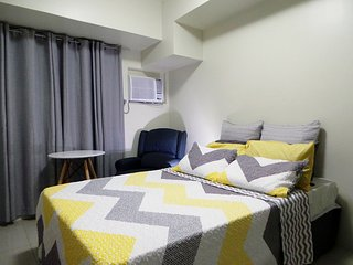 Cozy New Studio Apartment at Cebu City Horizons 101