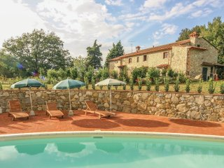 9 bedroom Villa in Ville, Tuscany, Italy : ref 5574827