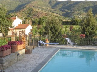 5 bedroom Villa in Colle Secco, Tuscany, Italy : ref 5574784