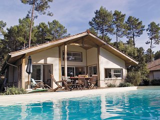 4 bedroom Villa in Moliets-et-Maa, Nouvelle-Aquitaine, France : ref 5574679